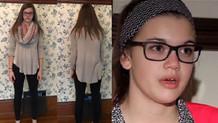 Ortaokul öğrencisinin giydiği elbise ortalığı karıştırdı