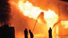 Erbil'de otelin masaj salonunda yangın çıktı: 19 ölü