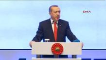 Erdoğan: Kaçtı denilen Kürt kardeşlerim yer değiştirdi