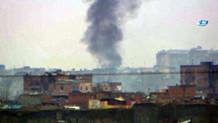Sur'da yasağın 68. gününde çatışmalar şiddetlendi