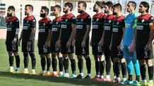 Amedspor- Fenerbahçe maçı protestoyla başladı