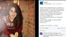 #GizemNerede? Herkes eski nişanlısının kaçırdığı genç kızı arıyor