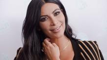 Kim Kardashian'ın cesur mayosu