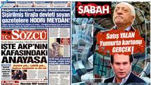 Sözcü ve Sabah arasında medya savaşı patladı