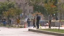 Son Dakika Haberi: Gaziantep'te teröristler iki arabayla geldi, çatışma çıkınca patlattılar
