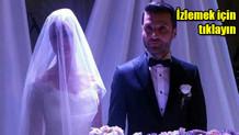 Sinan Özen Burcu Kartal evlendi
