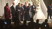 Cübbeli Ahmet Hoca'nın kızı evlendi
