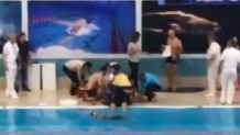 Boğaziçi Kıtalararası Yüzme Yarışları elemelerinde ölüm şoku