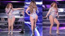 Jennifer Lopez'in son konserinden muhteşem kareler!