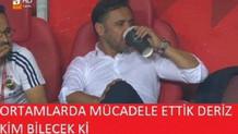 Galatasaray - Fenerbahçe maçı sonrası capsler patladı!