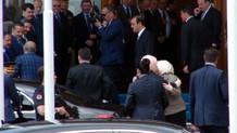 First Lady'lerin samimi buluşması