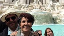 Fatih ve Armağan Portakal'ın bir günlük Roma kaçamağı
