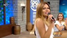 Nihal Candan'dan prenses şarkısı