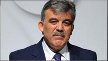 Abdullah Gül'den Sanberk'in iddialarına tepki