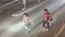 Amerikalı kız öğrenciye tecavüz iddiasıyla tutuklanan şüpheli kamera görüntülerinden tespit edilmiş