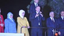 Erdoğan: Silahları teslim edip beton dökeceksin