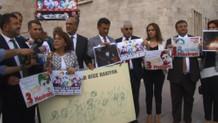 CHP'lilerden Meclis'te Gezi eylemi