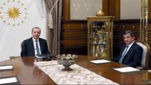 Son dakika haberi: Erdoğan ile Davutoğlu'nun kritik görüşmesi