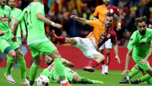 Kupada ilk finalist Galatasaray