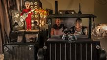 Film ve dizi karelerini yeniden canlandıran eğlenceli aile