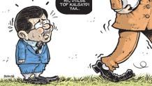 Gırgır'dan Davutoğlu'nun istifasına ilginç kapak