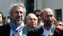 Can Dündar'a 5 yıl 10 ay, Erdem Gül'e 5 yıl hapis cezası