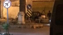 Şüpheli araçtan bomba çıktı !