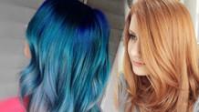 2016 yazının favori saç renkleri