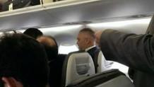 Saldırı anında, Arnavutluk Başbakanı'nın uçağı Atatürk Havalimanı'na iniş yaptı