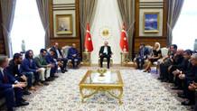 Cumhurbaşkanı Erdoğan: O sözlerin beni çok mutlu etti Arda