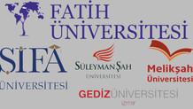 OHAL kararnamesiyle kapatılan üniversiteler