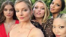 Leonardo Di Caprio Vakfı'nın güzeller geçidi