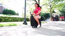 Siz bavulu değil, bavul sizi taşıyacak işte Modobag