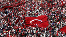 Dev mitinge dakikalar kala Taksim!