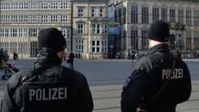 Almanya'da palalı saldırı!