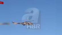 Erdoğan'ı Atatürk Havalimanı'nda helikopterle vurma planının görüntüleri!