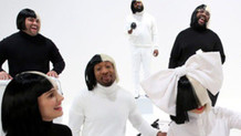 Sia, Natalie Portman, Jimmy Fallon ve The Roots düeti