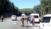 Erdoğan'a suikast timinde yer alan 3 kaçak sat komandosu yakalandı!