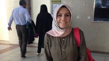 Gazeteci Hanım Büşra Erdal gözaltında!