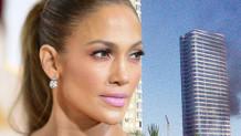 Jennifer Lopez'in İstanbul'daki evi yanıyordu