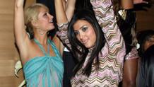 Paris Hilton'un artıklarıyla ünlenen Kardashian'ın hikayesi