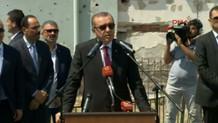 Erdoğan: Zaten darbeciyi sen ülkende besliyorsun