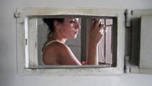 Romanya kadınlar hapishanesinden görüntüler...