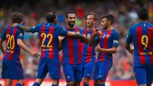 Barcelona Celtic'e karşı Arda'nın golüyle önde!