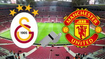 Galatasaray 2-5 Manchester United