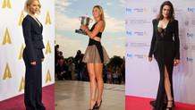 Gösteri dünyasının uzun boylu kadın yıldızları