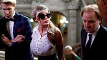Alman manken  Gina-Lisa Lohfink'e sahte tecavüz iddiasından 20 bin euro ceza!