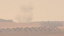 Türk savaş uçaklarının hava harekatından ilk görüntüler!