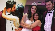 Kısmetse Olur yarışmacıları Nur Erkoç ve Batuhan Cimilli'nin düğününden ilk kareler!