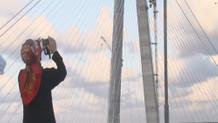3. Köprü'de ilk selfiler